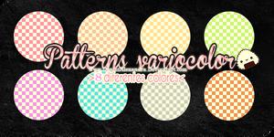Patterns Variocolor ~
