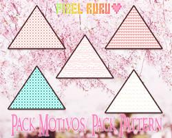 Pack Patterns Pixel Ruru~ by Utsutsu-chi