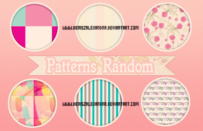 Patterns Random~ by Utsutsu-chi