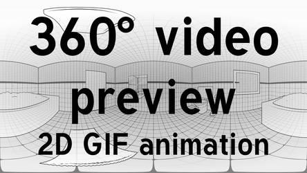 The Bathroom (360 degree video) GIF version by RetSamys