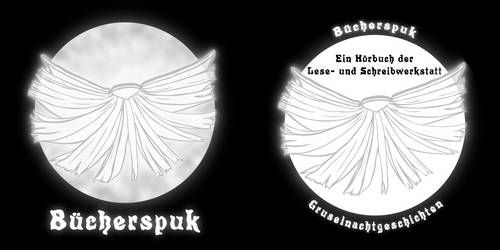 Buecherspuk CD cover by RetSamys