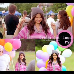 Dream Out Loud PSD