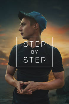 Warm coast / step by step gif