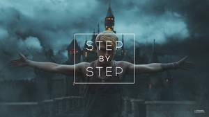 Disneyland / step by step gif by maxasabin