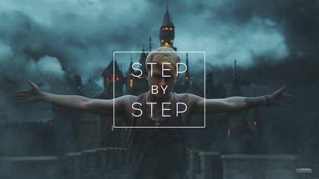 Disneyland / step by step gif