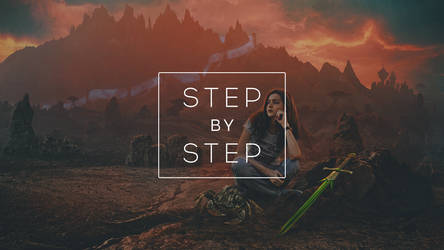 tes time / step by step gif
