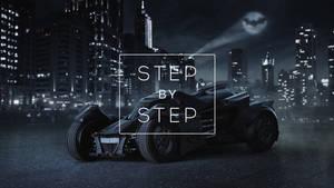 Fear of Gotham / step by step gif