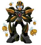 bumblebee dot