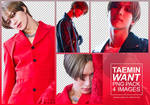Taemin [Want] Png Pack (1)