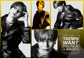 Taemin [Want] Png Pack (2) by AngellBeats