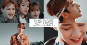 NCT Lucas, Kun, Jungwoo [Arena] Photopack