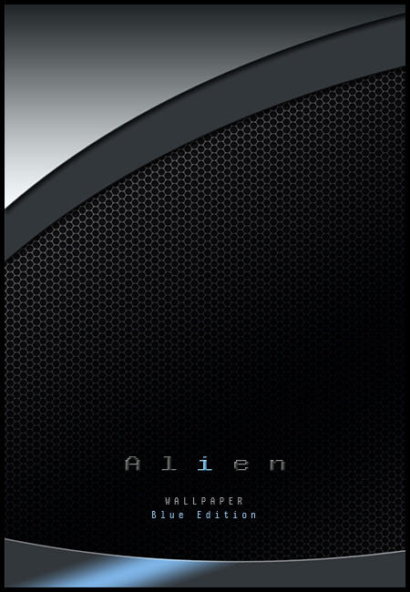 Alien Blue Edition by Alexander-GG