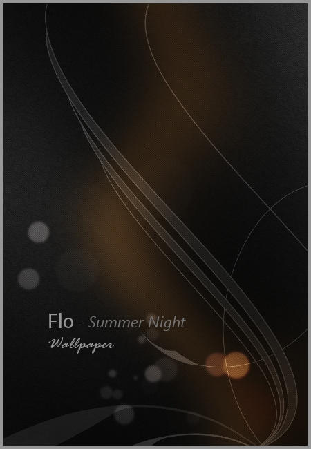 Flo - Summer Night by Alexander-GG