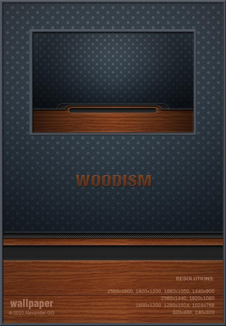 Woodism by Alexander-GG