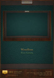 Woodism Evo Green by Alexander-GG