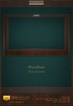 Woodism Evo Green