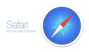 Safari Icon by Luke O'Sullivan