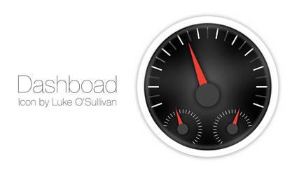 Dashboard Icon by Luke O'Sullivan