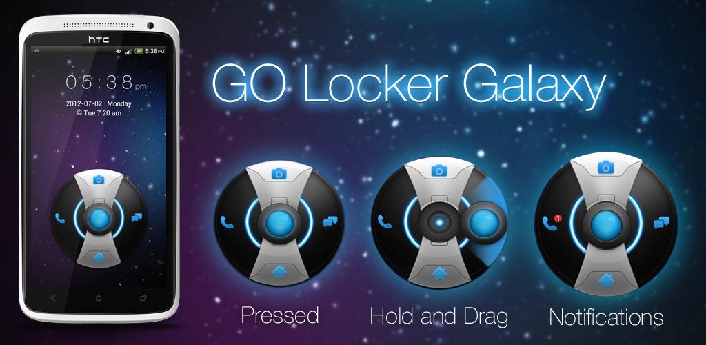 Galaxy Lockscreen by wongSlam