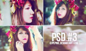 PSD#3 by PEPNIE