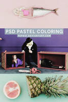 PSD Pastel Coloring