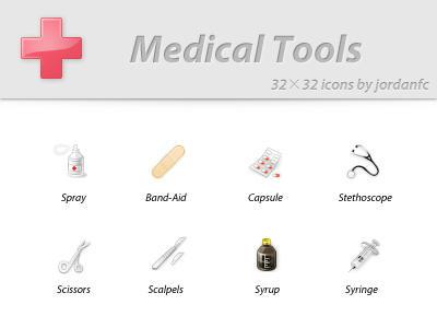 medical tools by jordanfc