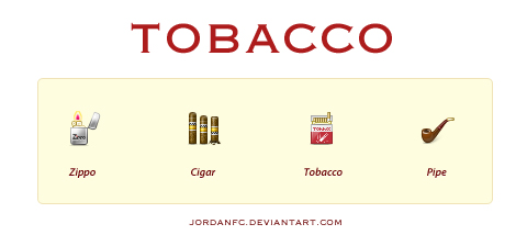 tobacco by jordanfc