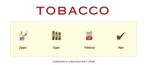 tobacco by jordanfc