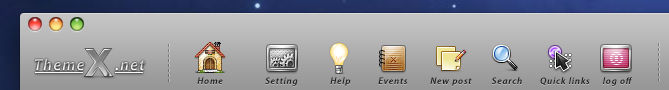 new toolbar icons for themex