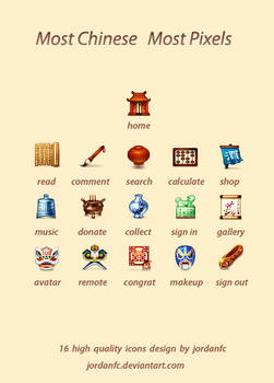 most chinese, most pixels