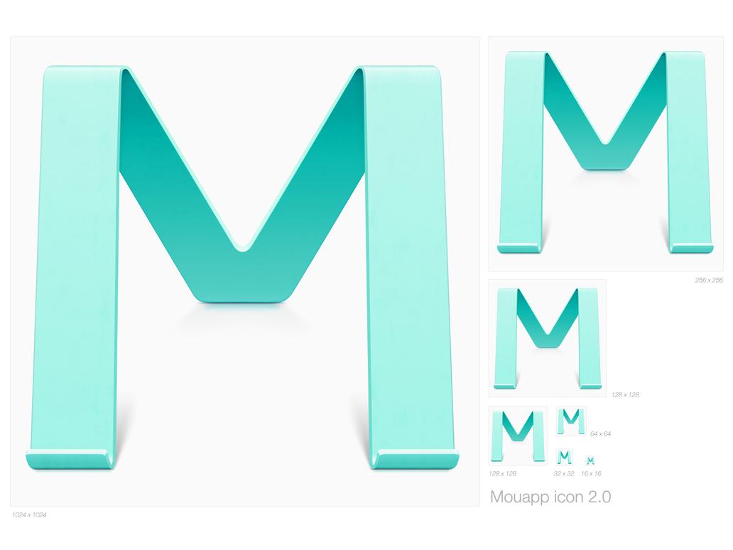 mouapp icon 2.0 by jordanfc