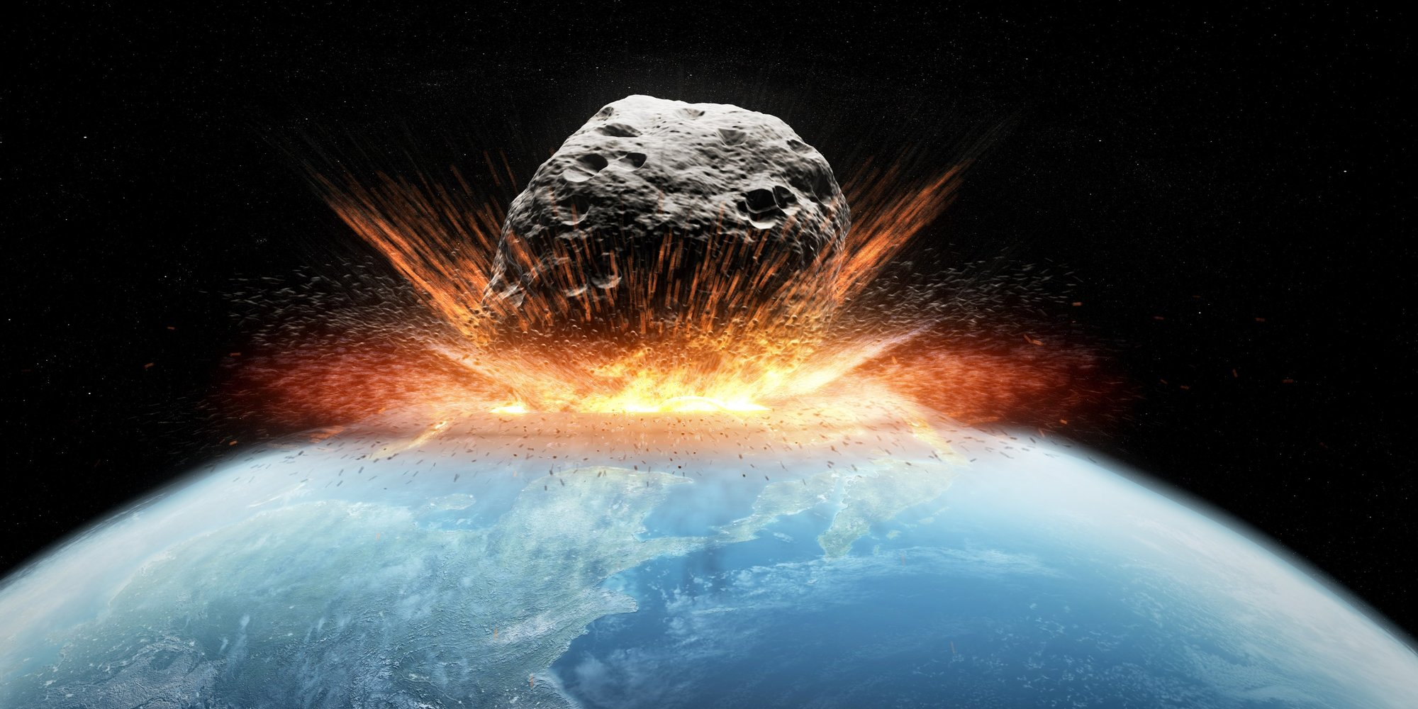 asteroids earth collision - HD 1200×800