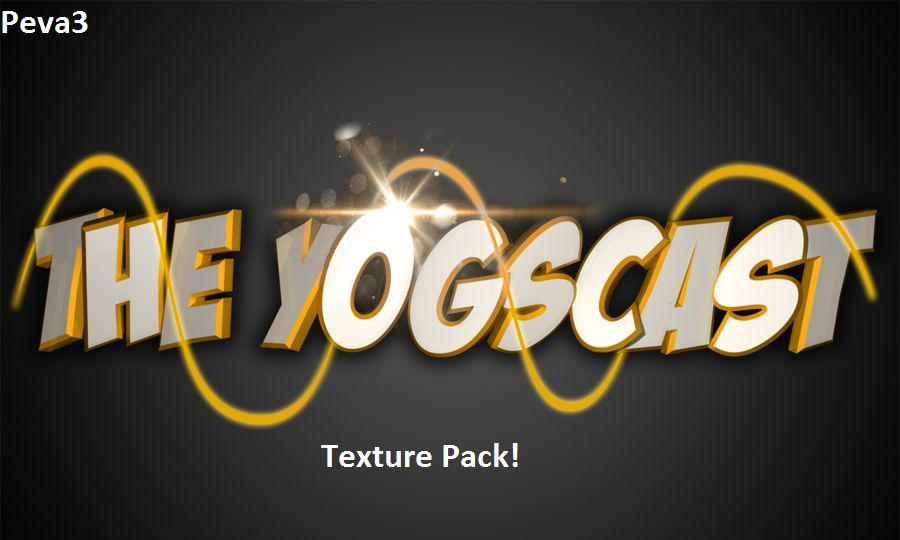YogCraft! The Yogscast Texture Pack! [1.2.5] by Peva3Doku
