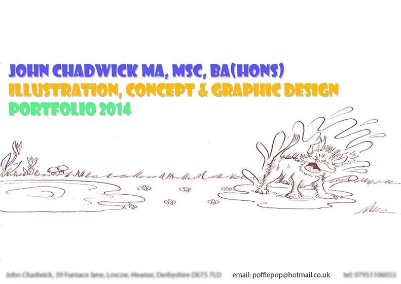 John Chadwick 2014 Portfolio by JohnDChadwick