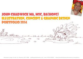 John Chadwick Illustration portfolio 2014