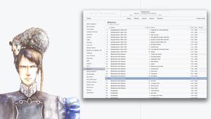 Minimal Theme for iTunes 11 (Mac)