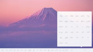 White Dock for Mountain Lion (iOS 7 -esque design)