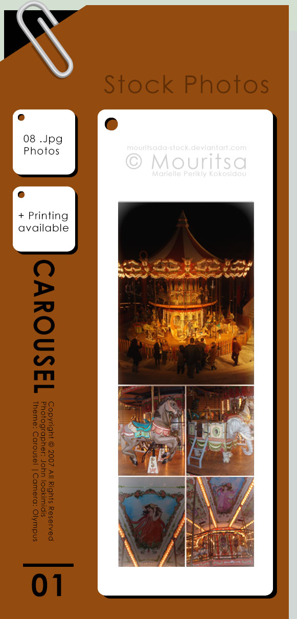 Photo Pack - Carousel by MouritsaDA-Stock