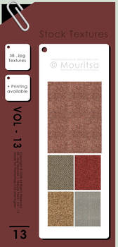 Texture Pack - Vol 13