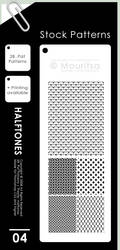 Pattern Pack - Halftones by iMouritsa