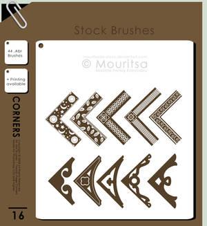 Brush Pack - Corners