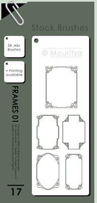 Brush Pack - Vintage Frames 01