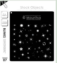 Object Pack - Blink Blink by iMouritsa