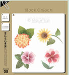 Object Pack - Wild Flowers