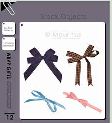 Object Pack - Wrap Gifts by iMouritsa