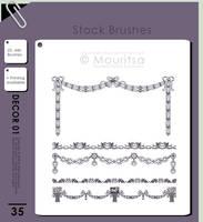 Brush Pack - Decor Elements by iMouritsa