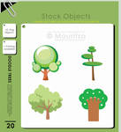 Object Pack - Doodle Trees