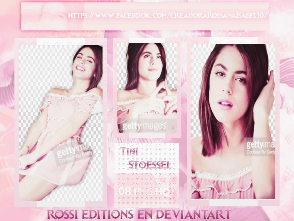 +Pack Png De Tini Stoessel By Rossi Editions by RossiEditions10