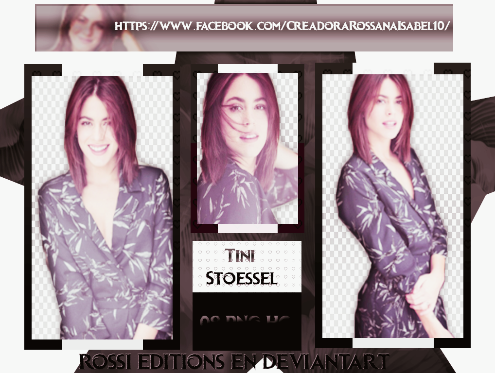 +Pack Tini Stoessel #9 By Rossi Editions by RossiEditions10