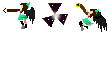 Mini Okuu Cursor pack (preview) by Copper-LightSource